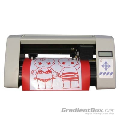 Mesin Cutting Sticker Redsail RS450C  large2